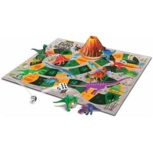 יצירת משחק עולם הדינוזאורים